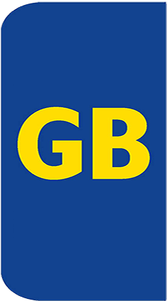 GB Car Registration Form Field